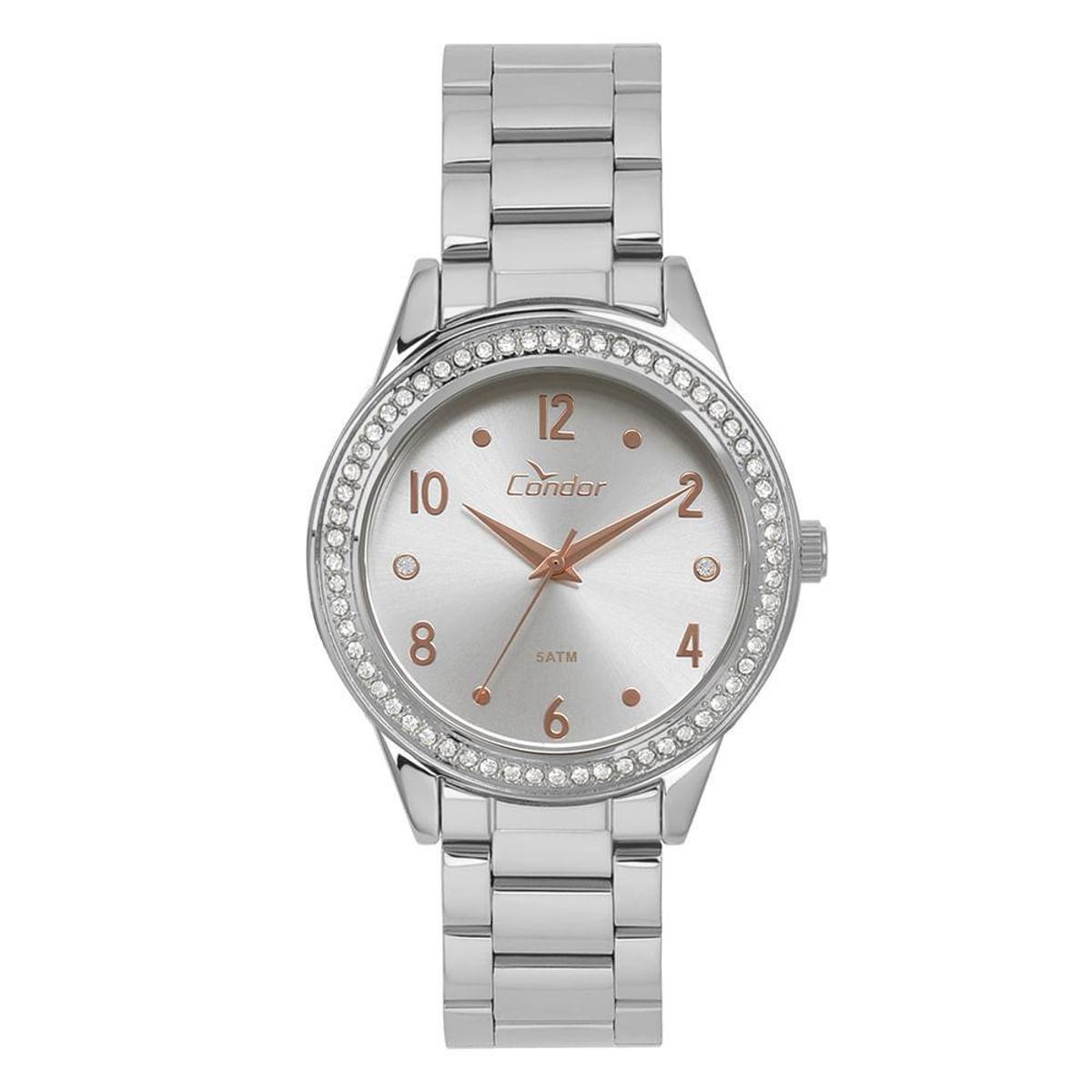 80472afdf73 Relógio Condor Feminino Bracelete - CO2036KUK 3K CO2036KUK 3K ...