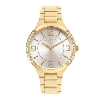 Relógio Condor Funny Dourado COPC21AECSK4B Feminino