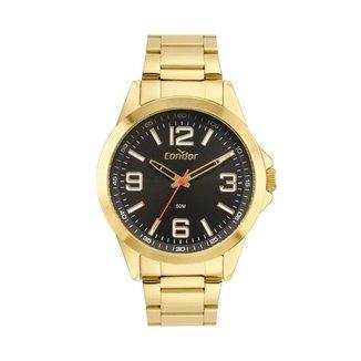 Relógio Condor Magazine Casual Dourado CO2035MXF4P Masculino