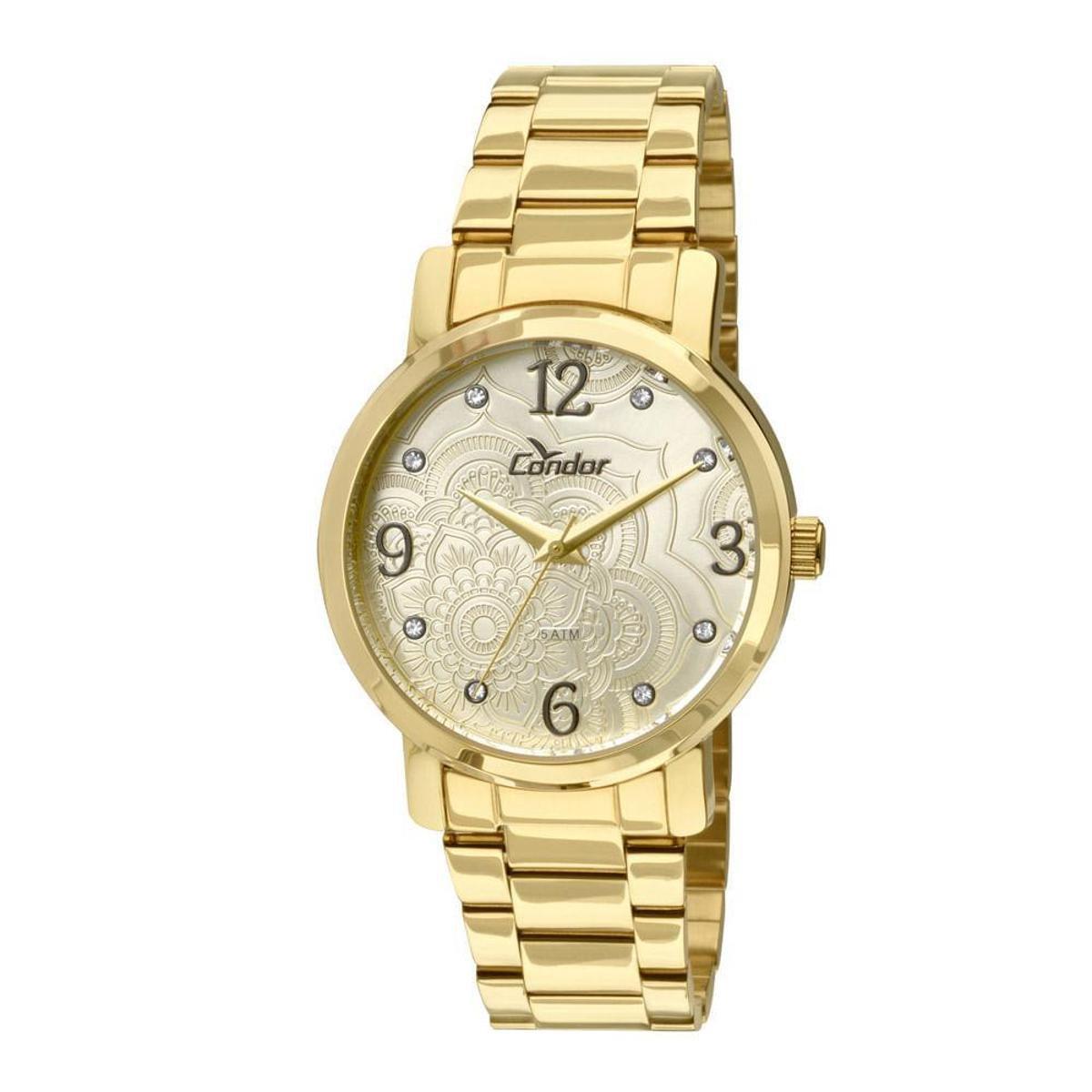 8d60376e148 Relógio Condor Mandala - CO2036CO K4D CO2036CO K4D - Compre Agora ...
