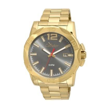 Relógio Condor Masculino Civic CO2415BF/4C - Dourado CO2415BF/4C