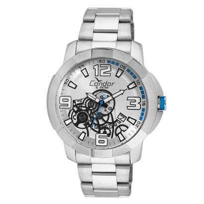 Relógio Condor Masculino Civic CO2415BJ/3K - Prata CO2415BJ/3K