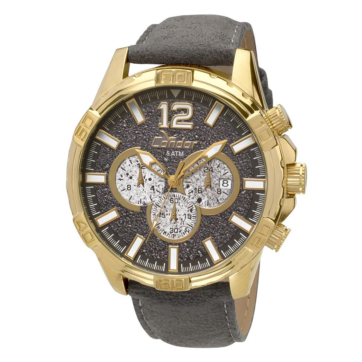 1b1f9124a86 Relógio Condor Masculino COVD33AP 2P - Compre Agora