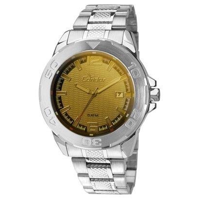 Relógio Condor Pulseira Metal - Masculino