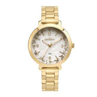 Relógio Condor Roses Feminino