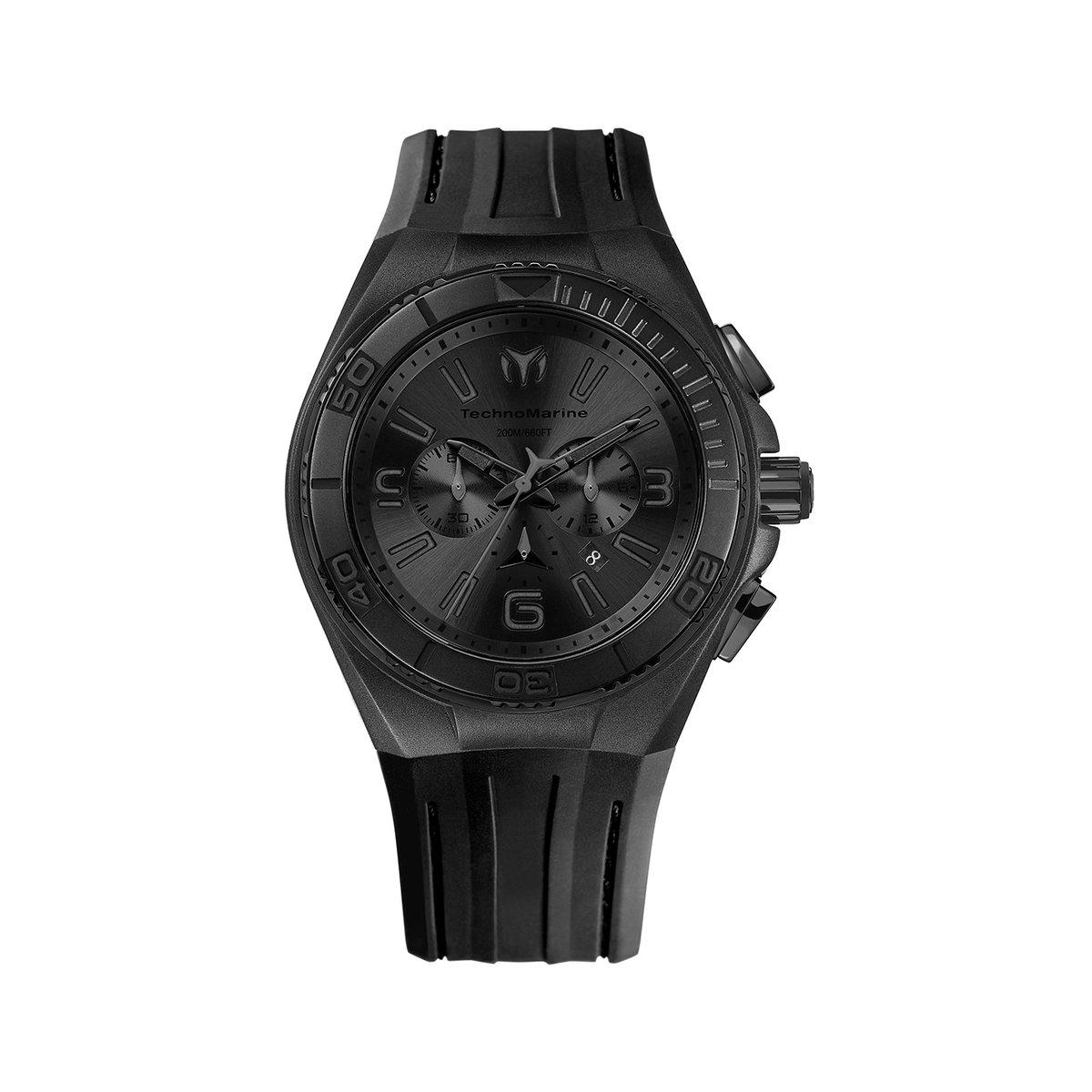 2c51f548800 Relógio Cronógrafo Technomarine WT30277G - Preto