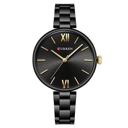 Relógio Curren Analógico C9017L-Feminino