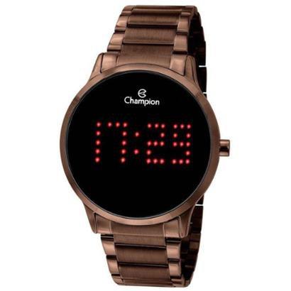 Relógio Digital Champion Ch40035r Feminino