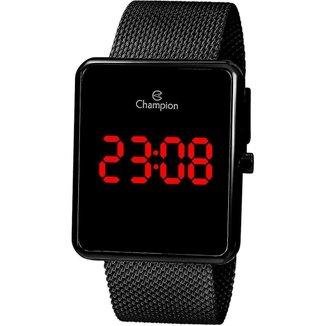 Relógio Digital Champion Quadrado
