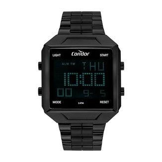 Relógio Digital Condor COBJ2649AD-4P Masculino