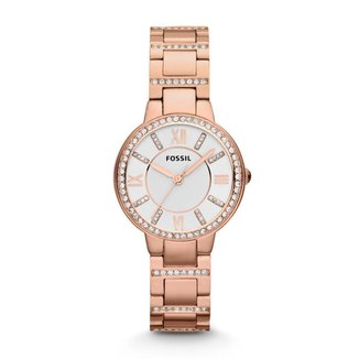 Relógio DKNY Fossil Virginia Feminino