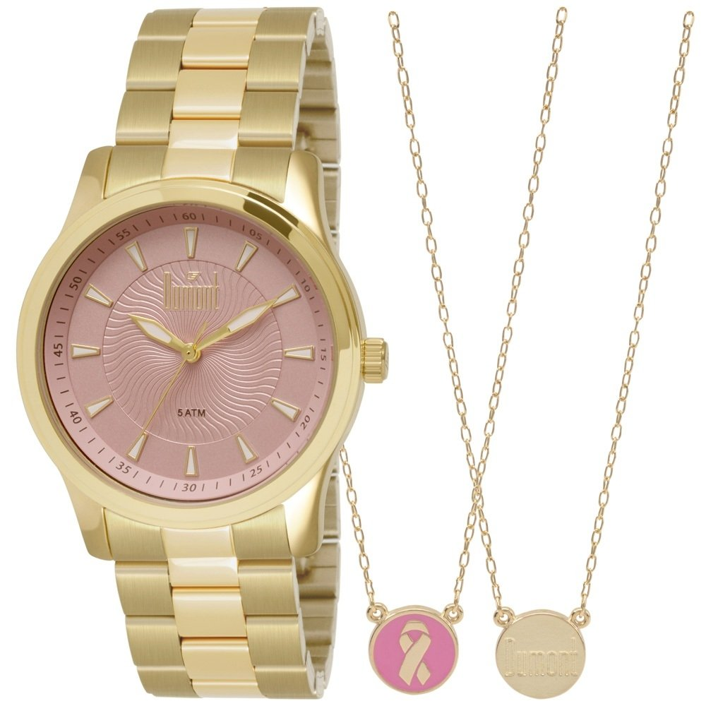 963784d8a Relógio Dumont London Feminino - Compre Agora | Zattini