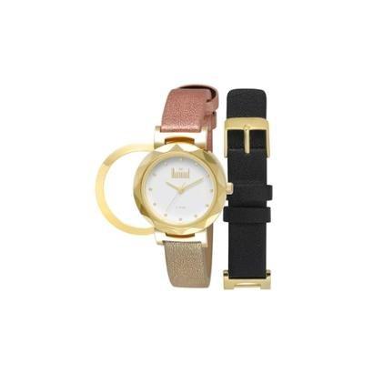 Relógio Dumont Vip Du2035Luj/2B Dourado Du2035Luj/2B-Feminino