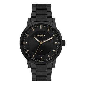 Relógio Euro Bicolor Trendy EU Feminino