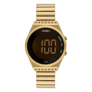 Relógio Euro Digital Feminino