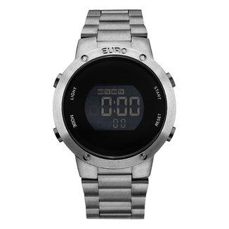 Relógio Euro Digital Grafite EUBJ3279AE/4K Feminino
