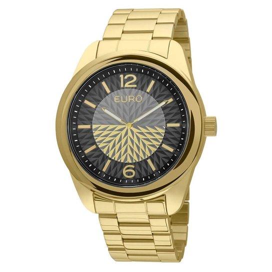Relógio Euro EU2034AL/4P - Dourado
