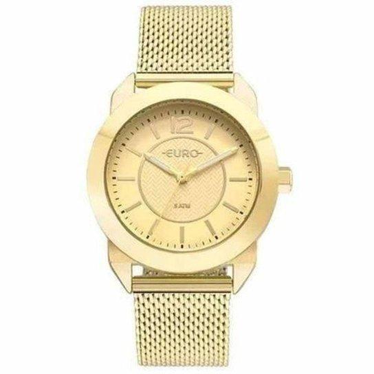 Relógio Euro EU2036YLS/4D Feminino - Dourado