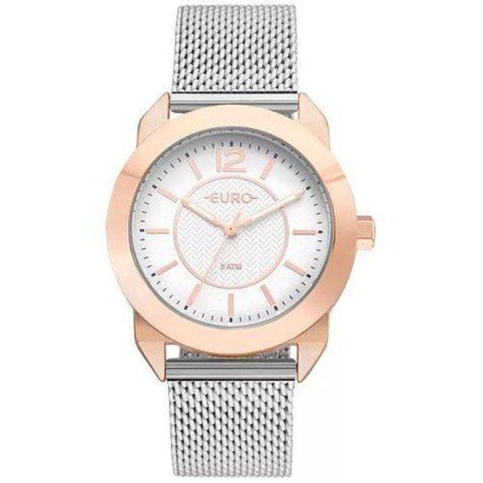 Relógio Euro EU2036YLT/4J Feminino - Incolor