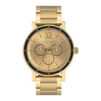 Relógio  Euro EU6P29AHI/4D  43mm Aço Feminino