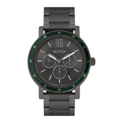 Relógio Euro EU6P29AHJ/4F 43mm Aço Feminino
