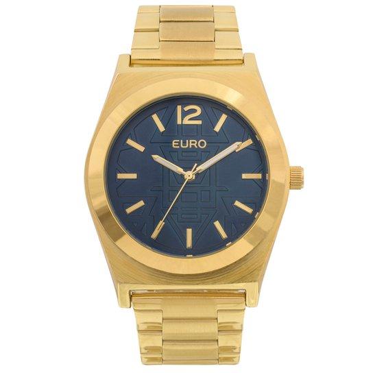 Relógio Euro Feminino EU2036JG - Dourado