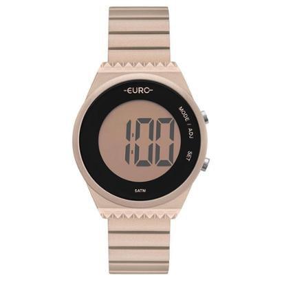 Relógio Euro Feminino Fashion Fit Slim