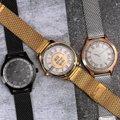 Relógio Euro Ouse Ser Você Mesma  Feminino
