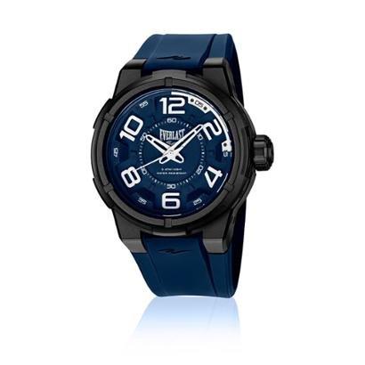 Relógio Everlast Esporte Silicone Masculino