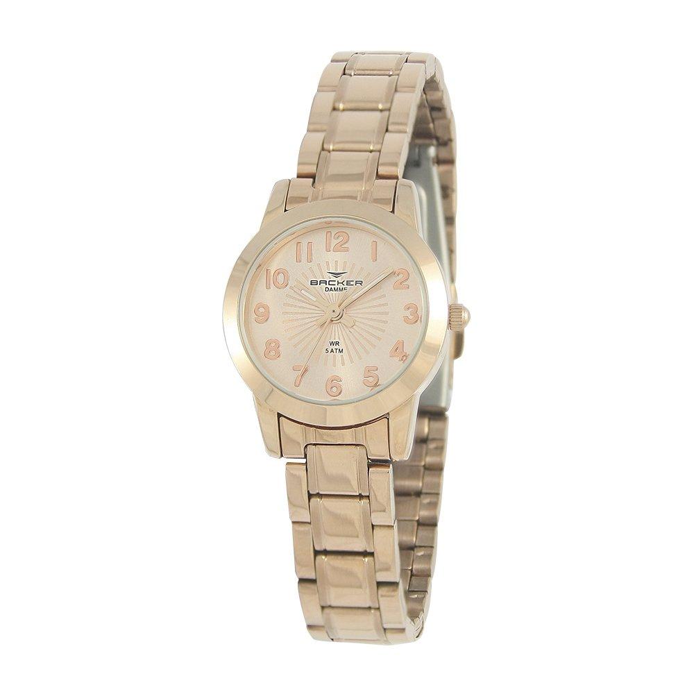 0c3d1818f38 Relógio Feminino Backer Analógico 10262113F - Compre Agora
