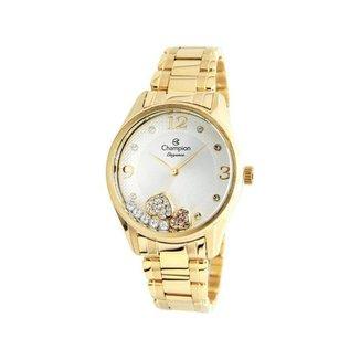 Relógio Feminino Champion Analógico Elegance - CN24280H