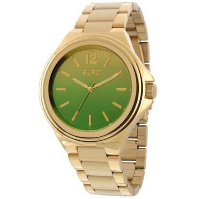 Relógio Feminino Euro Analogico Eu2035yaa/4C