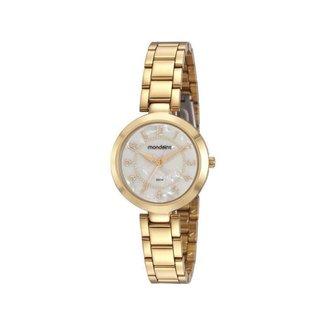 Relógio Feminino Mondaine Analógico - 32106LPMVDE1