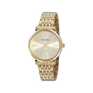 Relógio Feminino Mondaine Analógico - 32107LPMVDE1