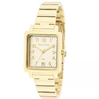 Relógio Feminino Technos 2115KPJ/4D Boutique Quadrado