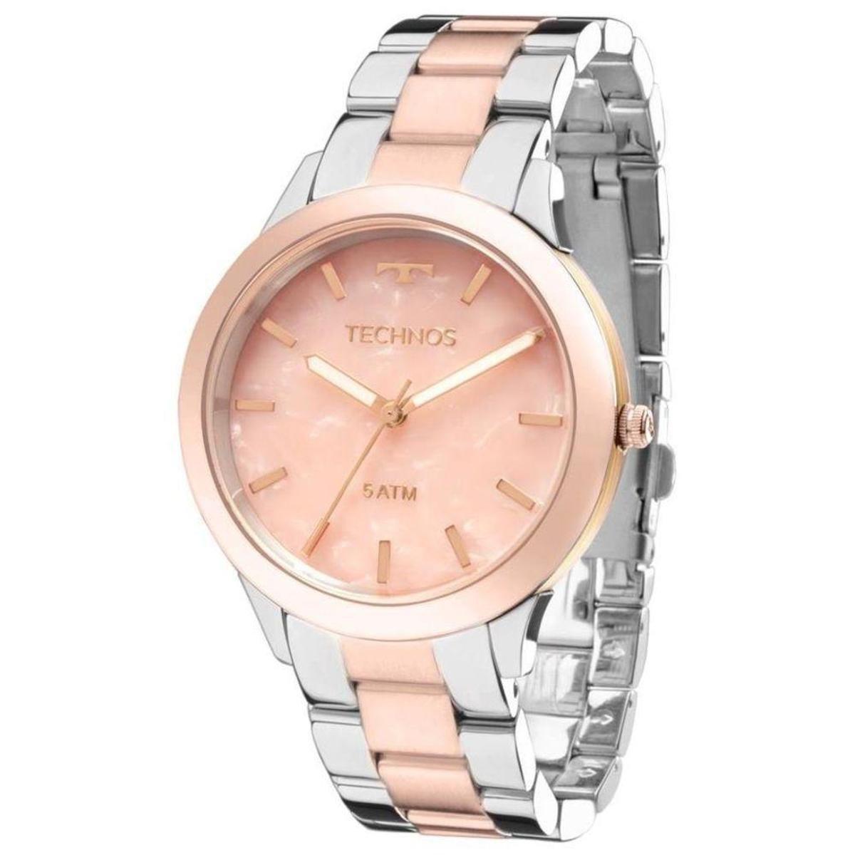 Relógio Feminino Technos Unique - Compre Agora   Zattini 334ccb4cb8