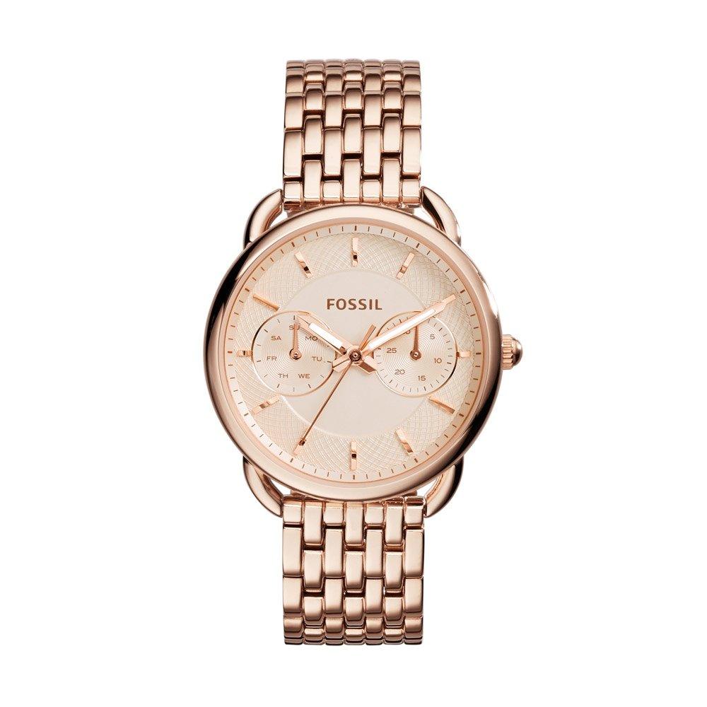 Relógio Fossil Feminino Ladies Tailor - ES3713 1JN ES3713 1JN - Rose ... 16d3e56896
