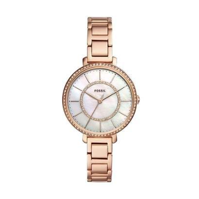 Relógio Fossil Jocelyn Rosé Feminino-Feminino
