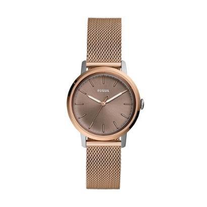 Relógio Fossil Neely Rosé Feminino-Feminino