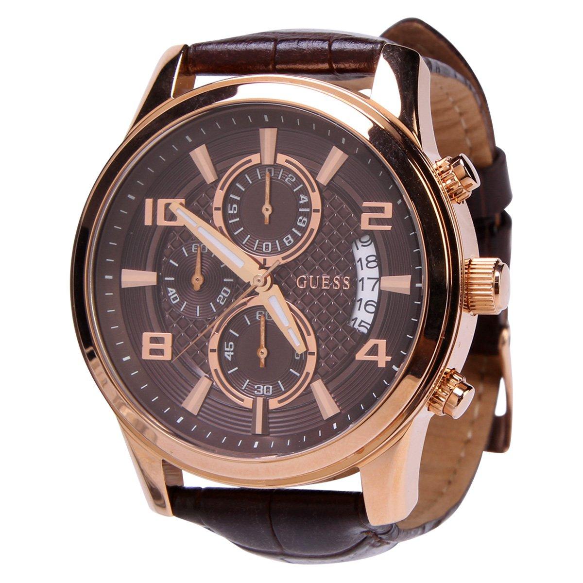 034fc91d185 Relógio Guess Crono - Compre Agora