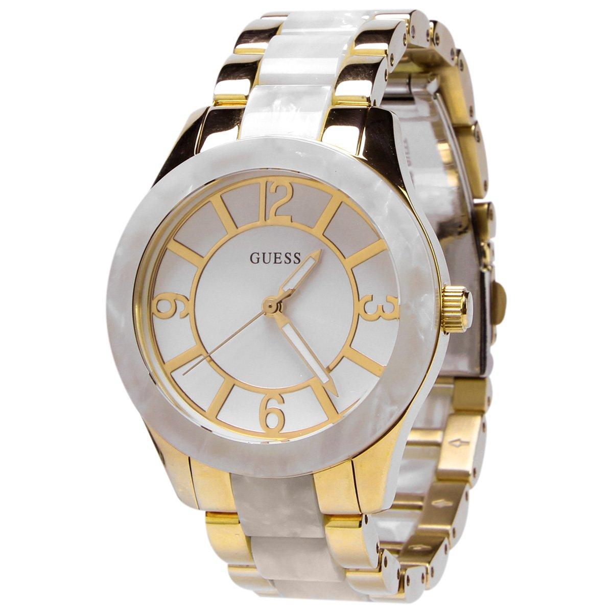 c59fef53405b2 Relógio Guess Madre Pérola - Compre Agora   Zattini