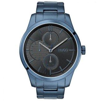 Relógio Hugo Boss Aço Masculino
