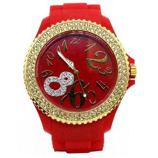 Relógio Khatto Red Fashion - Feminino