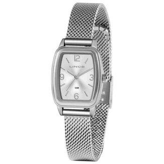 Relógio Lince Feminino Analógico Prata LQM4675L S2SX