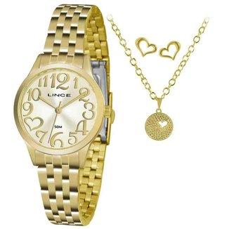 Relógio Lince Feminino Classic LRGH071L KU37C2KX