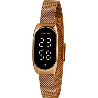 Relógio Lince Feminino Classic Rose Gold LDR4642L-PXRX