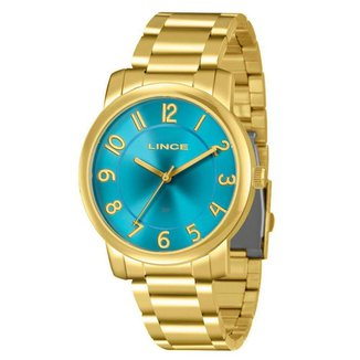 Relógio Lince Feminino com Visor Azul - LRG4336L D2KX