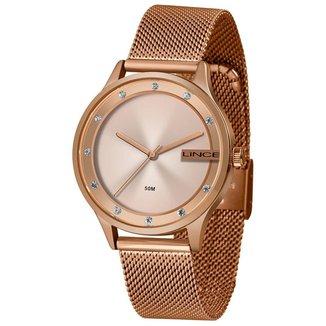 Relógio Lince Feminino Urban Dourado LRR4623L-R1RX