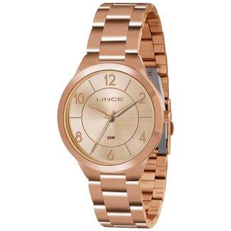 Relógio Lince Feminino Urban Rosê LRR4438L-R2RX