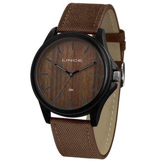 Relógio Lince Masculino Classic Marrom MRC4611P-N1NM